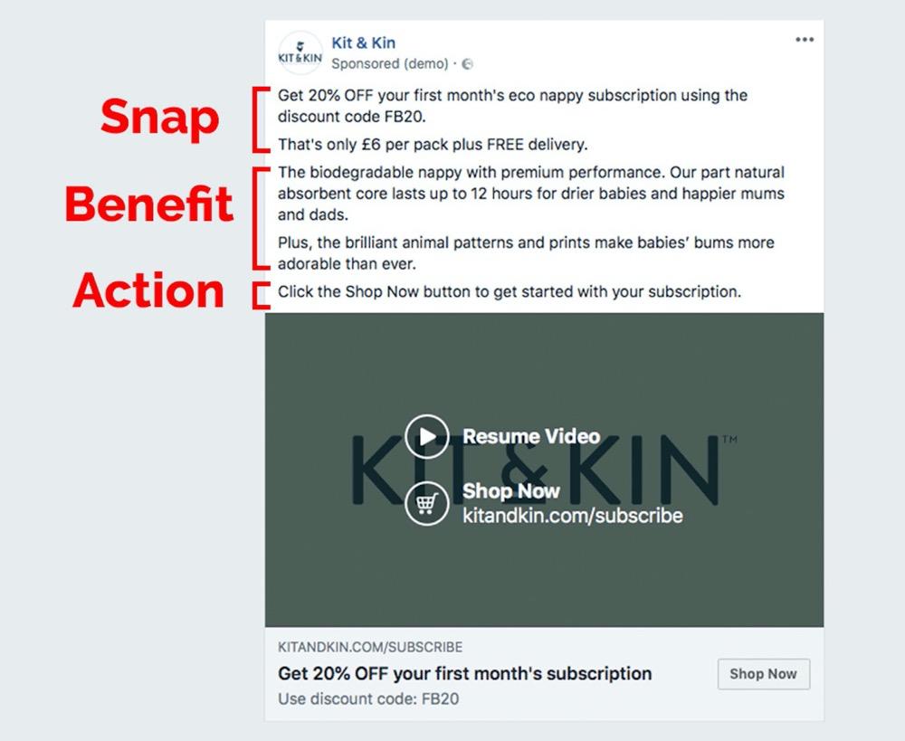 常见的Facebook高转化率广告类型